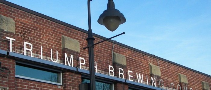 Triumph Brewing Co Cordicate IT
