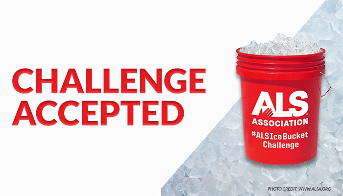 ALS Ice Bucket Challenge | Cordicate IT