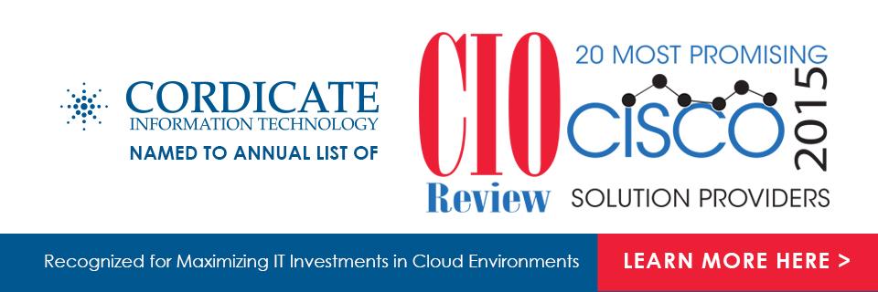 CIO Review Awards 2015